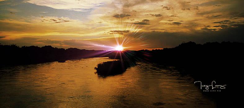 Rio Grande by Tony Lopez