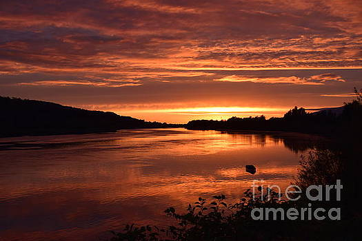 Joe Cashin - River Suir Sunset