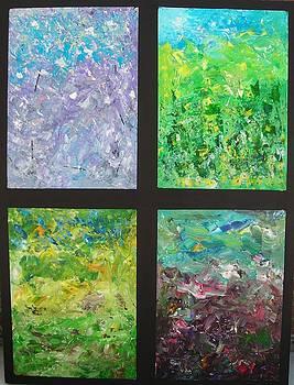 4 Seasons by Lawrence Miller