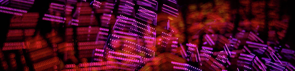 Singapore Night Urban City Light - Series - Your Singapore by Urft Valley Art