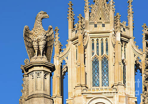 St Johns College by Andrew Michael