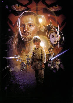 Star Wars Episode I - The Phantom Menace 1999 by Unknow