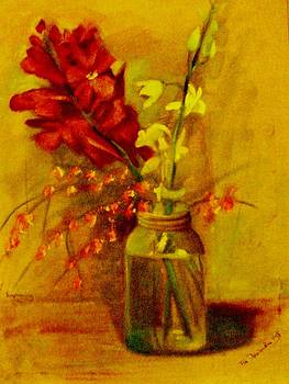 Still life by George Siaba