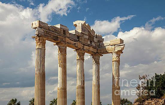 Sophie McAulay - Temple of Apollo