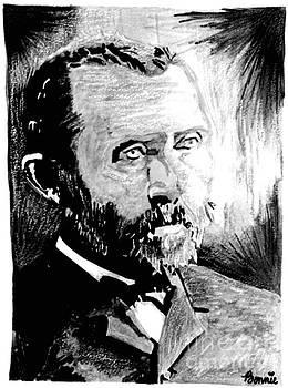 Vincent van Gogh by Bonnie Cushman
