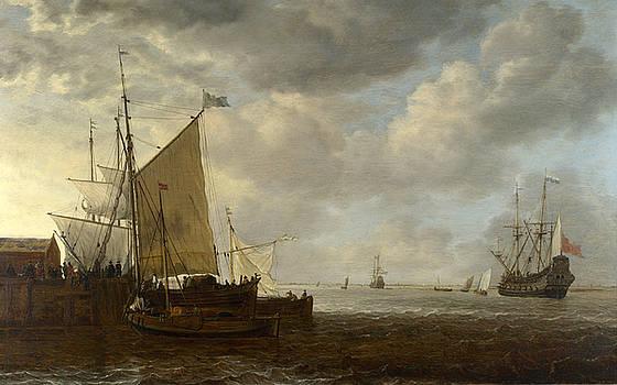 Warships by Richard Parkes
