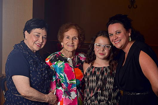 4 Wilma Generations by Carle Aldrete