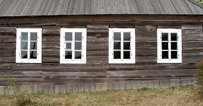 4 Windows by Larry Darnell