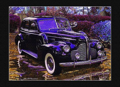 40 Buick at Silver Springs by John Breen