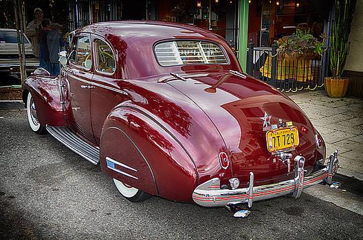 40 Chevy Escondido by Bill Dutting