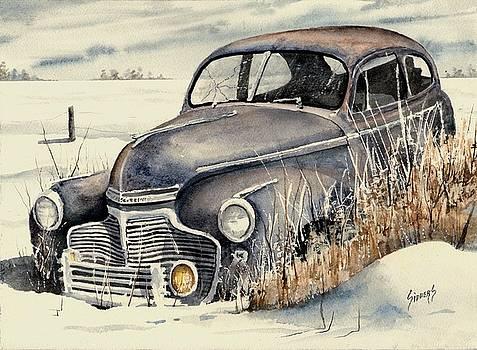 Sam Sidders - 40 Chevy