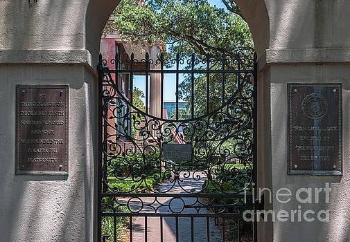 Dale Powell - Memorial Gate