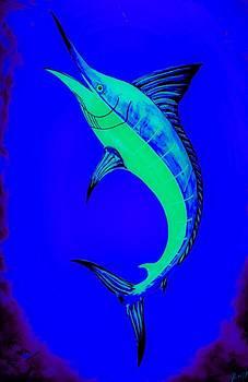 Blue Marlin  by Barry Knauff