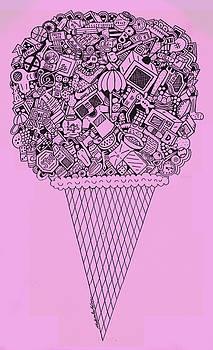 41 Flavors by Chelsea Geldean