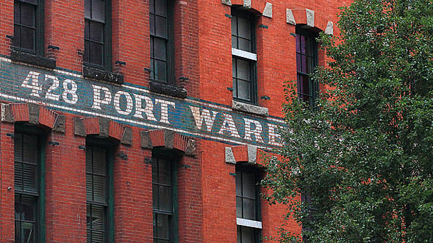 428 Port Warehouse by Brian Pflanz
