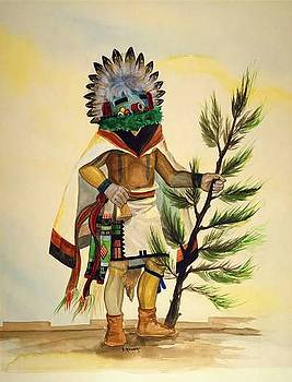 Talavi-Morning Kachina by B Stewart