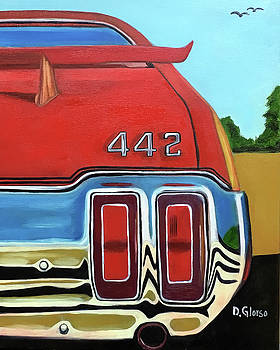 442 and Two Birds by Dean Glorso