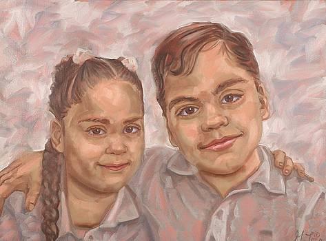 Twins by Gary M Long