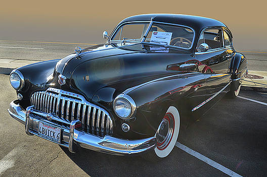 46 Buick Super by Bill Dutting