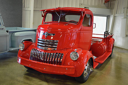 46 Chevrolet C O E by Bill Dutting