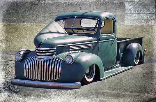 '46 Chevy Truck by Victor Montgomery