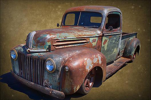 46 Rat Truck by Bill Dutting