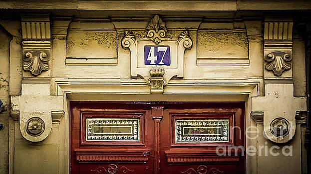 47 Doorway by Perry Webster