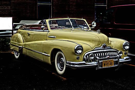 48 Buick Ragtop by Jim Markiewicz
