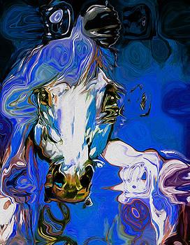 48 Horse by Nixo by Nicholas Nixo