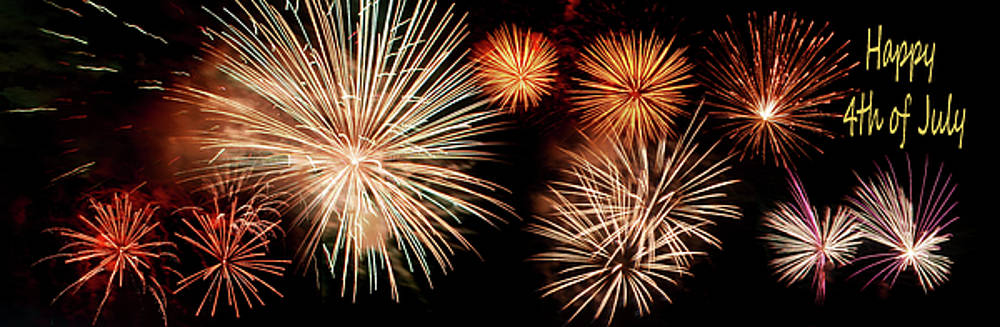 Nikolyn McDonald - 4th of July - Fireworks