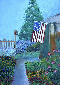 4th Of July by Marita McVeigh