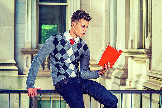 Alexander Image - American College Student Studying in New York