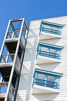 Apartments by Tom Gowanlock