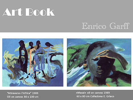 Art Book by Enrico Garff