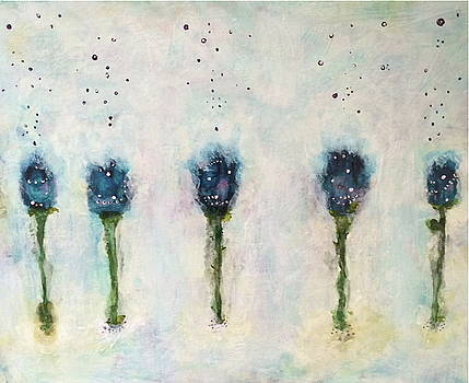 5 Blues by Natalie Singer