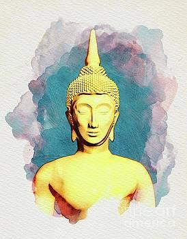 Pierre Blanchard - Buddha