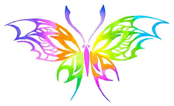 Butterfly by Sarah Krafft