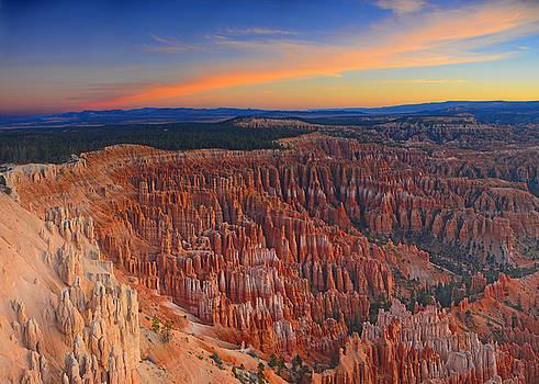 Raymond Salani III - 5 by 7 Bryce Canyon
