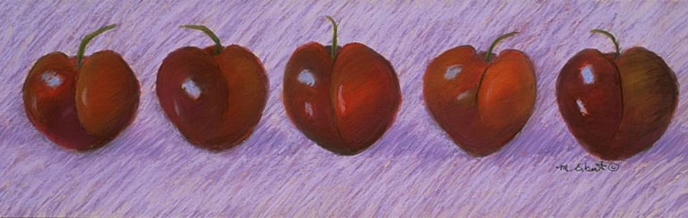 Mary Erbert - 5 Cherries
