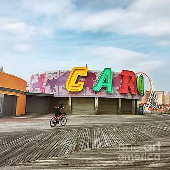 Coney Island, USA by HD Connelly