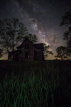 Dark Place by Aaron J Groen