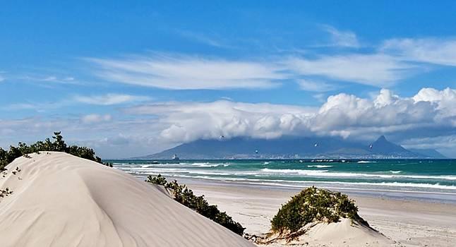 Dune Landscape by Werner Lehmann