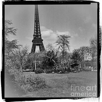 Cyril Jayant - Eiffel Tower.