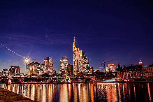 Frankfurt by Chris Thodd