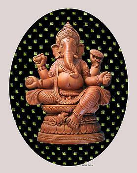 Ganesha by Suhas Tavkar