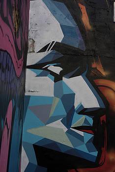 Graffiti - Street art - Urban art - Mural art by Marius Comanescu