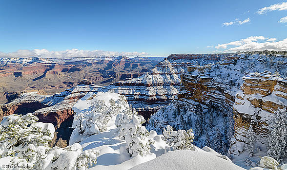 Grand Canyon by Mike Ronnebeck