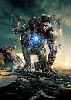 Iron Man 3 by Unknown