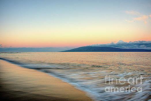Island Sunrise by Kelly Wade