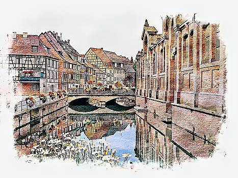 La Petite France - Strasbourg, France by Joseph Hendrix